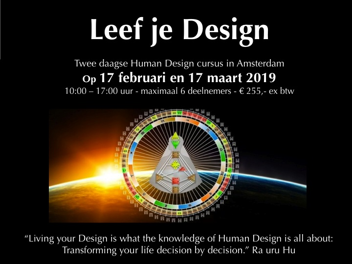 Leef Je Design in Amsterdam
